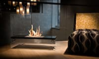Moda Flame Palermo H Indoor Outdoor Fire...
