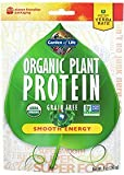 Organic Plant Protein Smooth Energy Garden of Life 240 g Powder