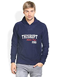 Thisrupt casual cotton sweatshirt (Size X Large)