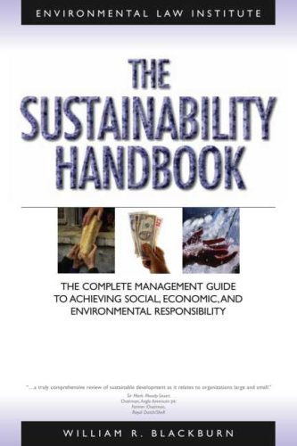 Blackburn's The Sustainability Handbook: The Complete...