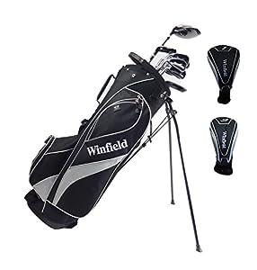 Winfield VERTEX Men's Golf Package Set / 12-pc Pkg /
