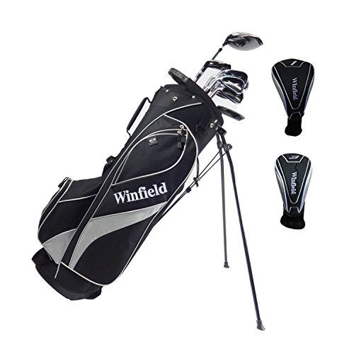 Winfield VERTEX Men's Golf Package Set / 12-pc Pkg / (Left)