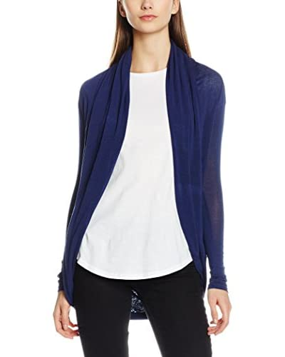 Rare London Cardigan Plain Navy