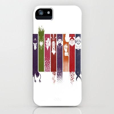 Society6/ソサエティシックス iphone5 ケース ヴィランズ/ディズニー