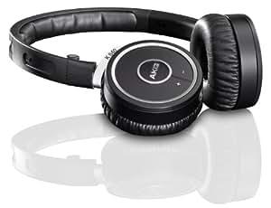 AKG K840 High Performance Kleer Wireless Mini Headphones - Black