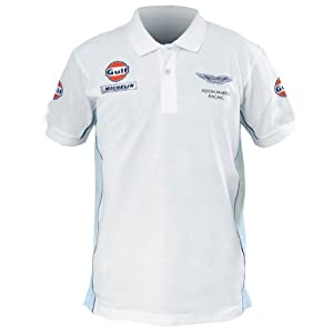 Aston Martin Gulf team polo