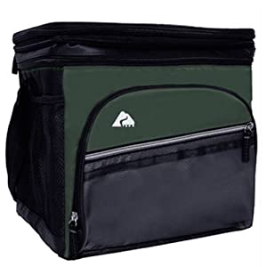 Ozark Trail 24 Can Cooler with Expandable Top and Hard Liner by Ozark Trail