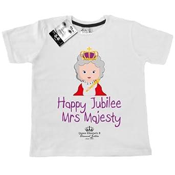 Happy Jubilee Mrs Majesty T-shirt