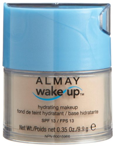 Almay Wake-up Hydrating Makeup, Neutral, 0.35-Ounce