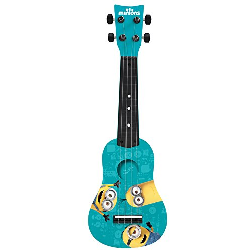 Universal Minions Mini Guitar Ukulele by First Act, MN285