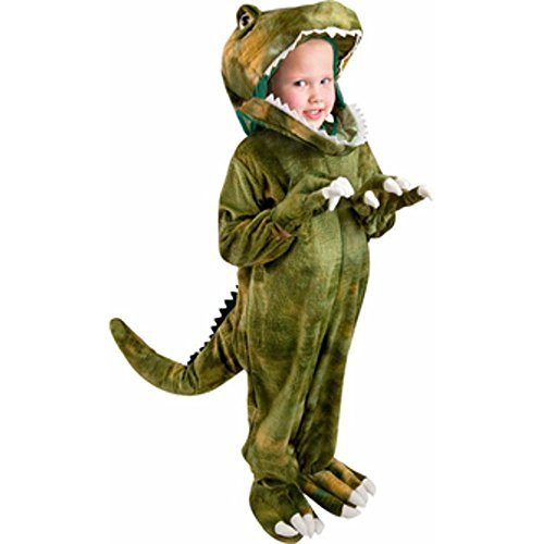 Toddler T-Rex Dinosaur Halloween Costume (Size: 1T-2T)