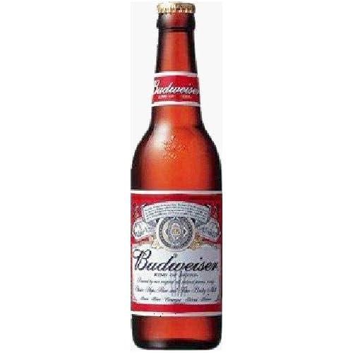 国産キリン製造 バドワイザー  Budweiser 330ml/30 瓶e America / アメリカビール