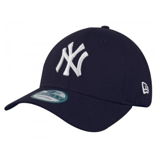 New Era, Cappellino regolabile New York Yankees, Blu (Blau), Taglia unica