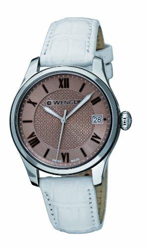 Wenger 01.0521.105 - Reloj de pulsera mujer, piel