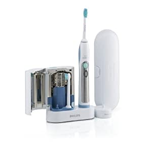 限时抢购,Philips飞利浦 HX6972/10电动牙刷+UV消毒器=9980日元(约¥625)
