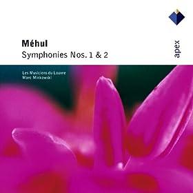 M�hul : Symphony No.1 in G minor : III Andante Menuetto