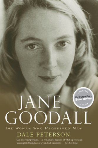 Jane Goodall: The Woman Who Redefined Man front-957160