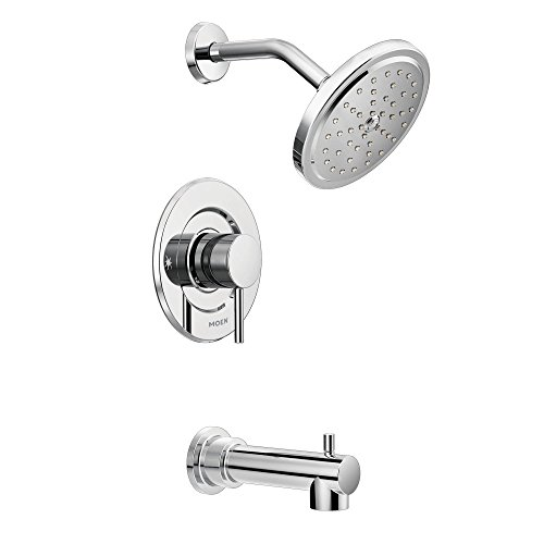 Moen T3293 Align Moentrol Tub/Shower, Chrome (Moentrol Shower compare prices)