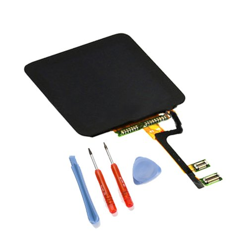 Lcd Display & Touch Digitizer Screen Assembly Part Repair Fix For Ipod Nano 6Th Gen-Mustpoint