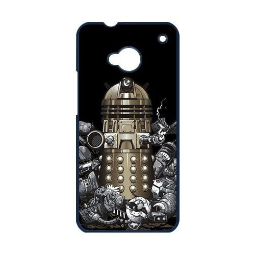 ebaykey Custombox dalek doctor who Infographic for HTC ONE M7 Best Durable Plastic Case
