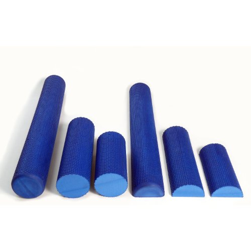Bumps-High-Density-EVA-Foam-Rollers-Textured-6-Sizes-Made-in-USA-Bean-Products