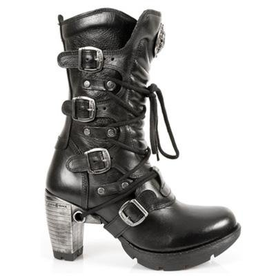 New Rock Trail Boots Women - Black - Euro 42 / UK 7.5