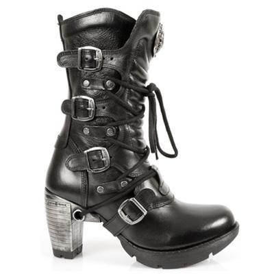 New Rock Trail Boots Women - Black - Euro 42 / UK 7.5