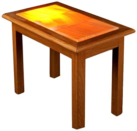 Kenz Alabaster Coffee Table, Rectangle