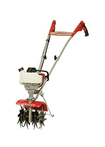 Lowest Prices! Mantis Tiller (4 Cycle Gas - 25cc #7940) - Lightweight - Compact/Powerful/Easy Fuel (...