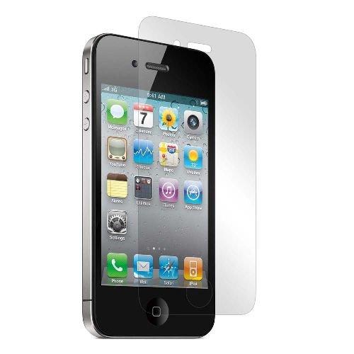 myGear Products Anti-Fingerprint RashGuard Screen Protectors for iPhone 4 1 Pack