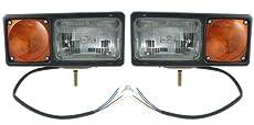 Grote Per-Lux Snowplow Lamps 64261-4