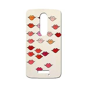 BLUEDIO Designer Printed Back case cover for Motorola Moto X3 (3rd Generation) - G2212