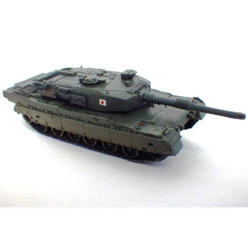 自衛隊 90式戦車 中戦車  単色迷彩