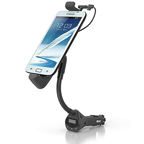 breadeep-all-in-one-car-cigarette-lighter-charging-cradle-mount-holder-with-fm-transmitter-bluetooth