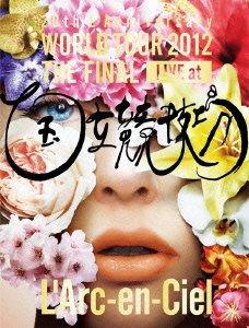 20th L'Anniversary WORLD TOUR 2012 THE FINAL LIVE at 国立競技場(初回生産限定盤DVD+BANGKOK LIVE CD)