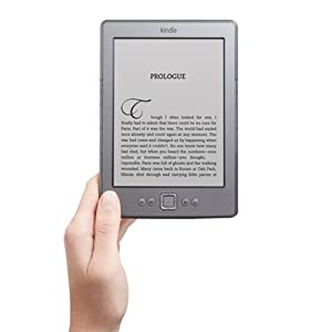 """Certified Refurbished Kindle, Wi-Fi, 6"""" E Ink Display, Graphite - includes Special Offers & Sponsored Screensavers"""