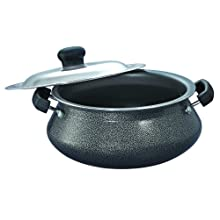Prestige Omega Select Plus Non-Stick Handi With Lid, 4 Litres