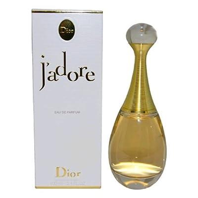 Christian Dior J'Adore Eau De Parfum Spray for Women, 3.4 Ounce