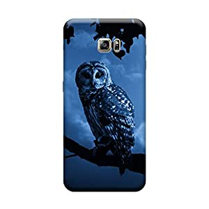 Ebby Premium Printed Mobile Back Case Cover With Full protection For Samsung S6 Edge Plus (Designer Case)