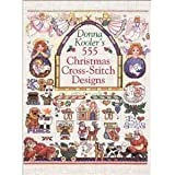 Donna Kooler's 555 Christmas Cross-stitch Designs