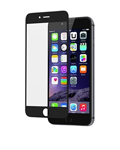 UNOTEC Pellicola Protettiva Schermo Full Cover Lite iPhone 6/6S Plus Nero