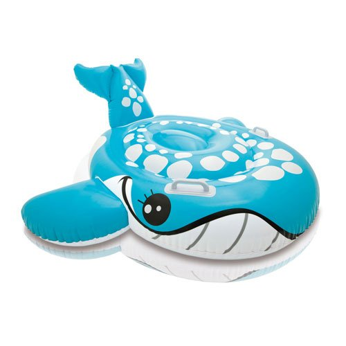 Intex Bashful Blue Whale Ride-On front-900516