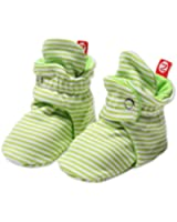 Zutano Baby Girls' Candy Stripe Bootie