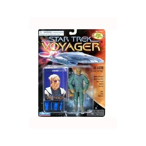 Star Trek Voyager The Vidiian 4 inch Action Figure