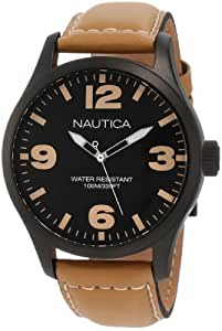 Nautica Men's N13614G BFD 102 Date Classic Analog Watch
