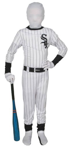 Chicago White Sox Skin Suit Kids Costume