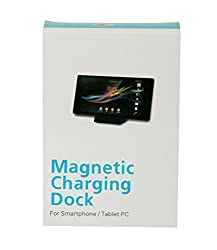 New Magnetic Charging Dock - For Sony Xperia Z2 - Black