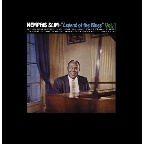 Memphis Slim Legend of the Blues
