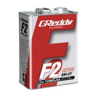Greddy F2 FOR TURBO&NA 5W-50 4.0L SM-CF 100%化学合成
