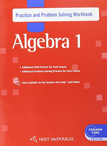 practice hall gold algebra 1 practice and problem solving workbook answers